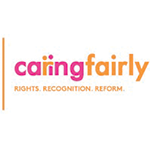 Caring Fairly logo