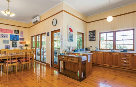 Ipswich Arafmi House_Kitchen and Dining Area