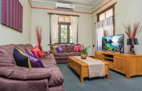 Ipswich Arafmi House_Lounge Room