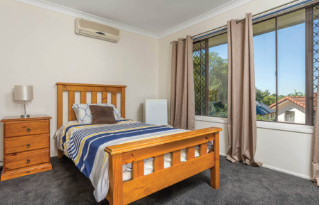 Mount Gravatt Arafmi House_Bedroom1